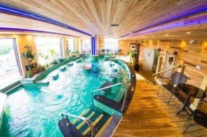 Aqua Bar at Spa Castle, Flushing